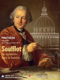 Soufflot, un architecte dans la lumière