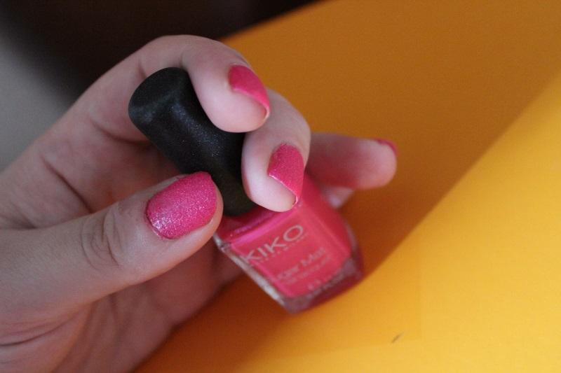 kiko sugar mat hot pink (1)
