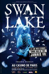 Affiche_Spectacle_Swan_Lake_de_Fredrik_Rydman_Casino_de_Par