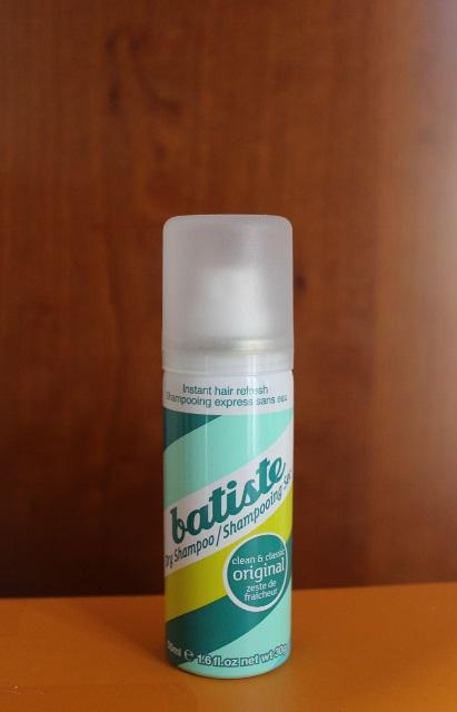shampooing sec batiste