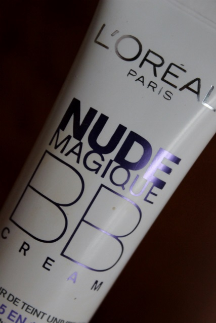 bb cream nude magique l'oreal