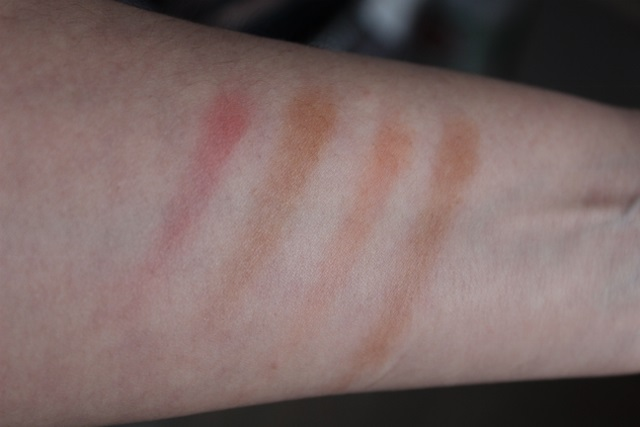terracotta sun celebration swatches