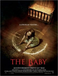 the baby affiche