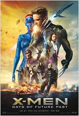 x-men days of future past affiche