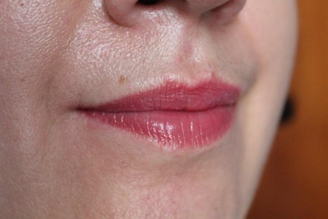 crayon baume clarins delicious plum