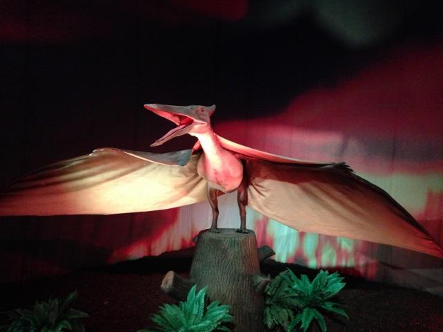 de l'ere des dinosaures à l'ere de glace (1)