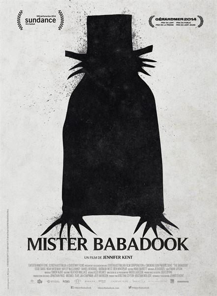 mister babadook affiche