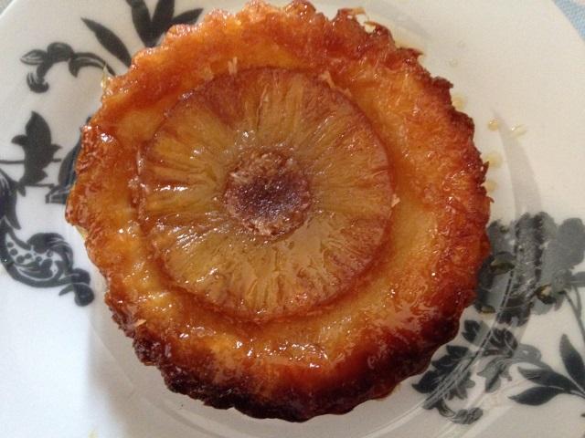 tartelette ananas coco