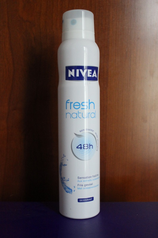deo fresh natural nivea