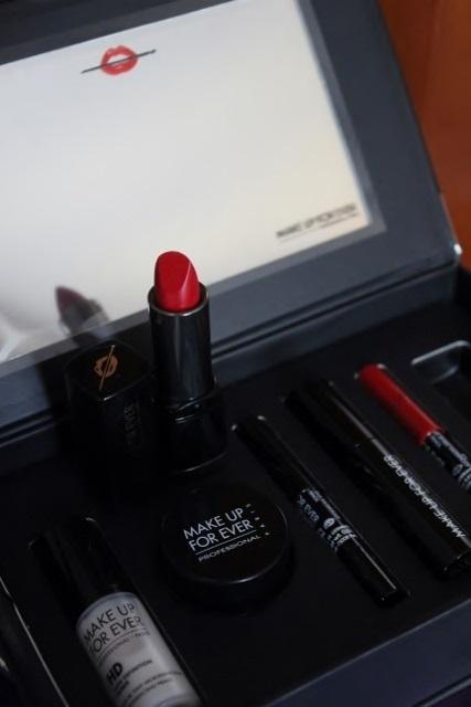 mufe beauty kit