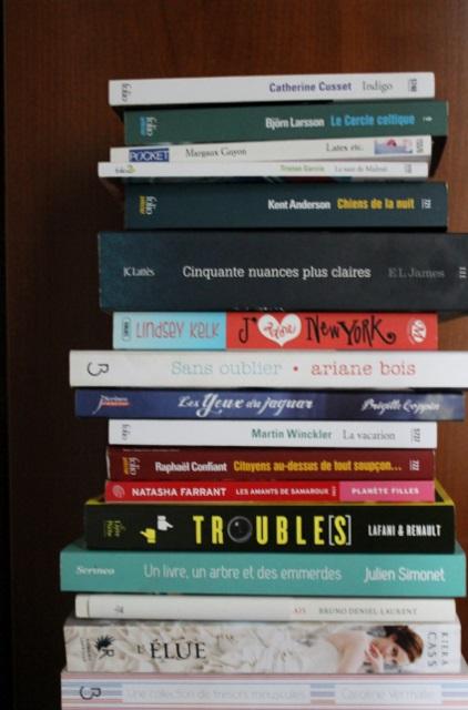 livres lus