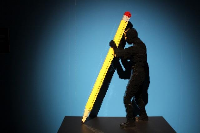 The art of Brick Nathan Sawaya (24)