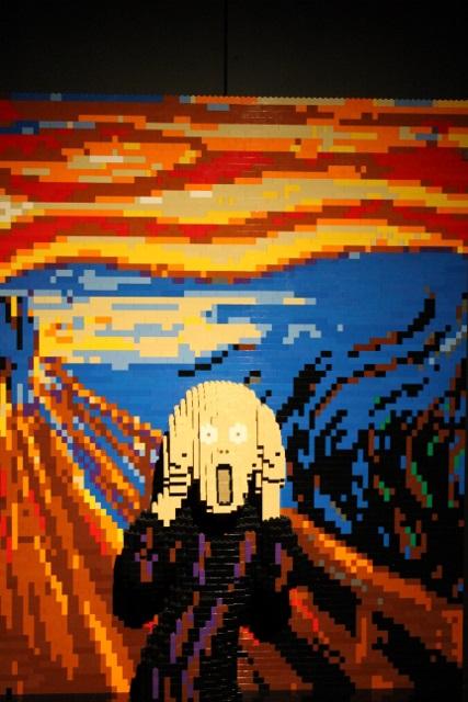 The art of Brick Nathan Sawaya (4)