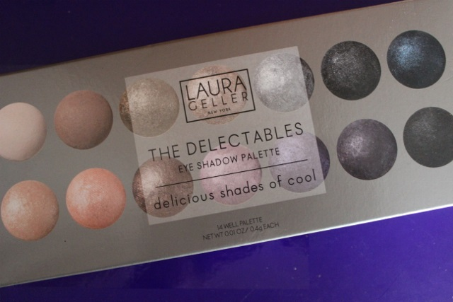 Palette The delectables Laura Geller