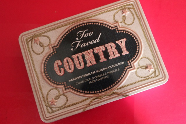 Too faced Country
