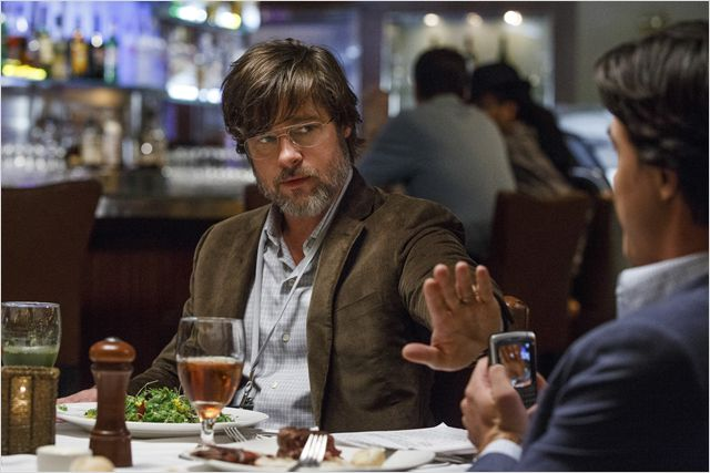 The Big Short le Casse du siècle Brad Pitt