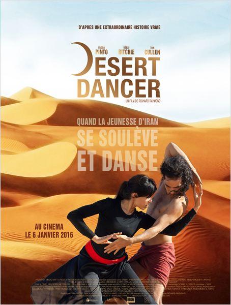 desert dancer affiche