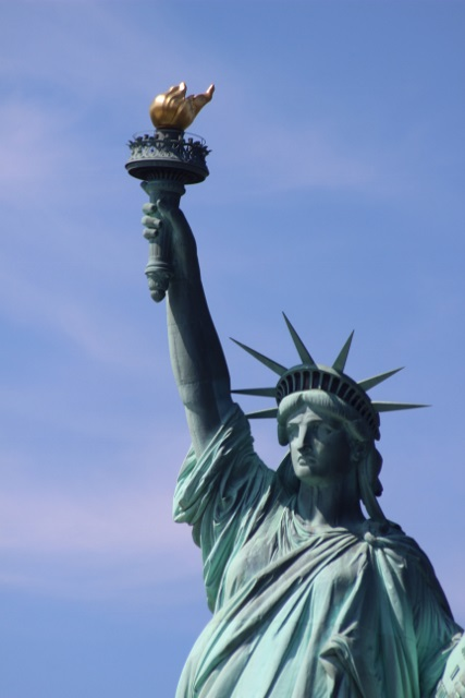 The statue of liberty - New York (1)