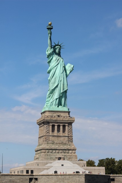 The statue of liberty - New York (9)