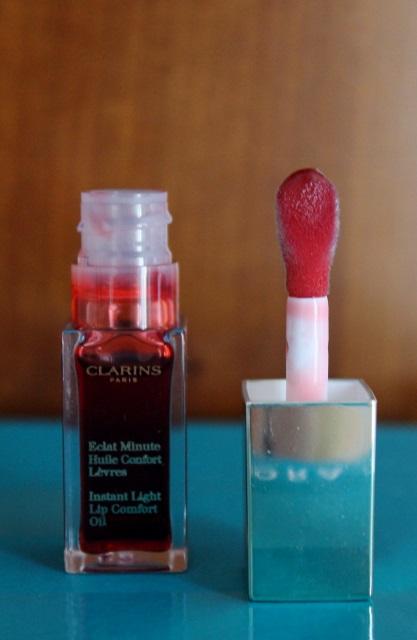 Éclat Minute Huile Confort Lèvres de Clarins (4)
