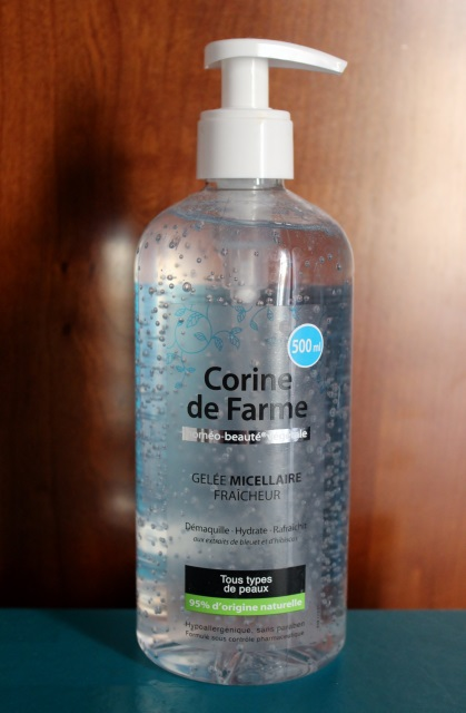 gelee micellaire fraicheur corinne de farme (2)