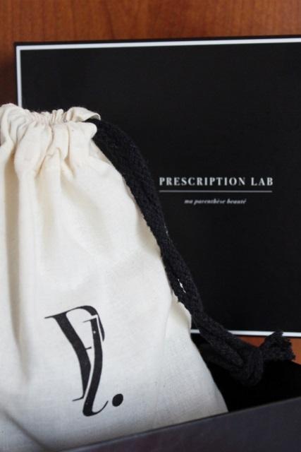 Prescription Lab Février 2017