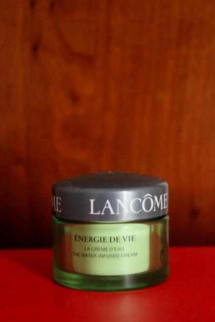 Crème de jour Énergie de vie de Lancôme