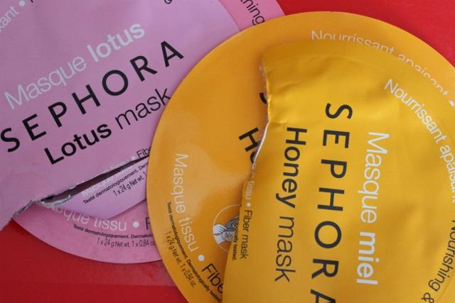 Masque en tissu Sephora