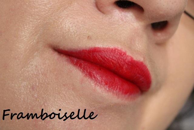 Rouge Laque de Bourjois Framboiselle