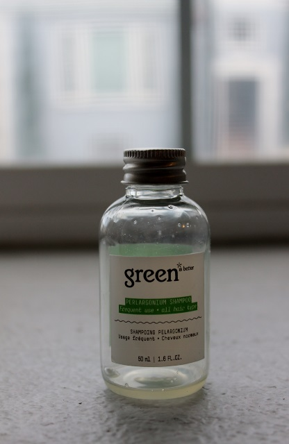 Shampoing Green