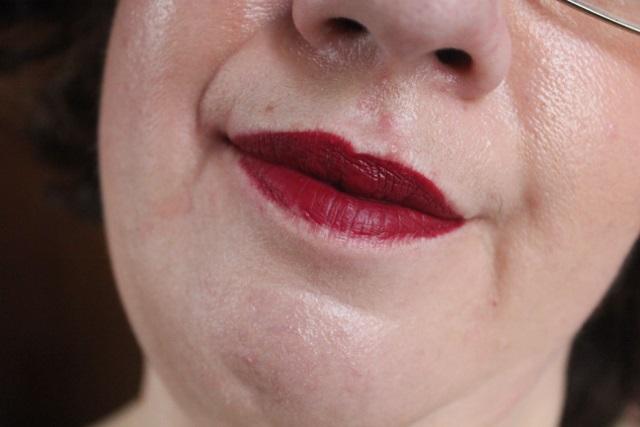 Powermatte Lip pigmentUnder my thumb