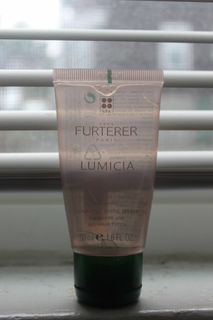 Shampoing Lumicia de Rene Furterer