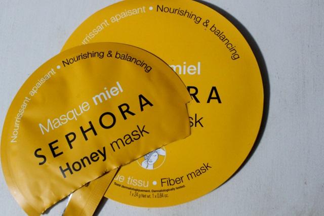 masques en tissu Sephora