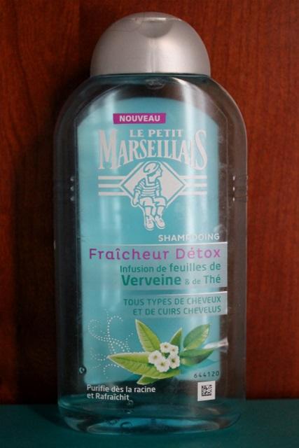 Shampoing Fraîcheur detox Le Petit Marseillais