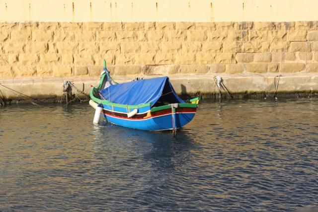 bateaux de pèche traditionnel maltais