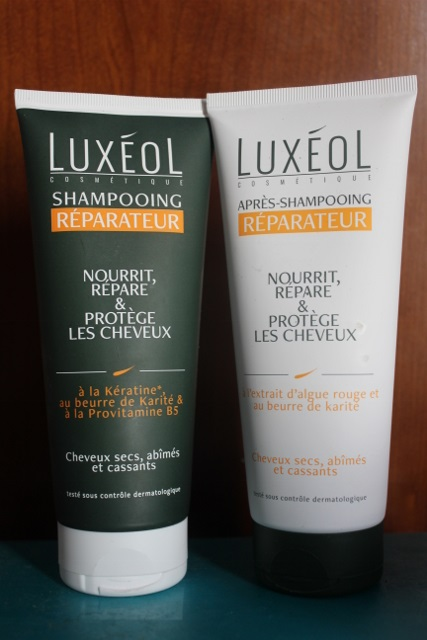 Shampooing et après-shampooing Luxeol