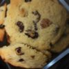 Cookies cranberries-noix de pecan